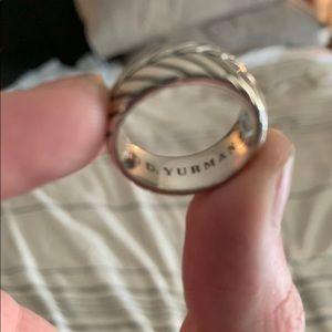 David Yurman .925 Ring